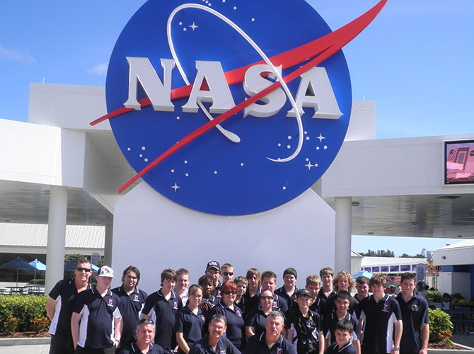NASA Excursion
